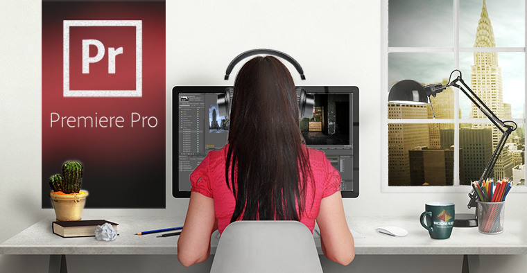 Start your Adobe Premiere training now.