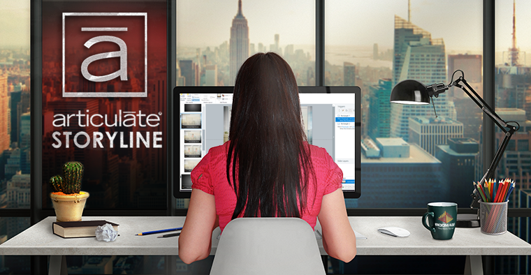 Start your Articulate Storyline training now.