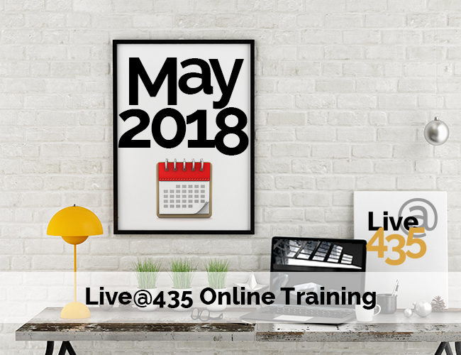 Live Online Adobe Captivate Training May 2018